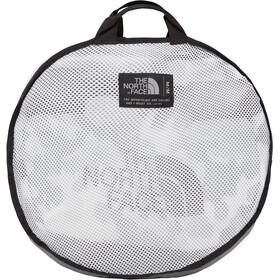 The North Face Base Camp Duffel M TNF White Macrofleck Camo Print/TNF Black